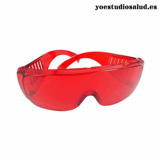 gafas de protección naranja (uv)