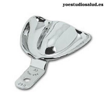 YES SET PRINTING IMPRESSION TRAY X 6 TEETHLESS