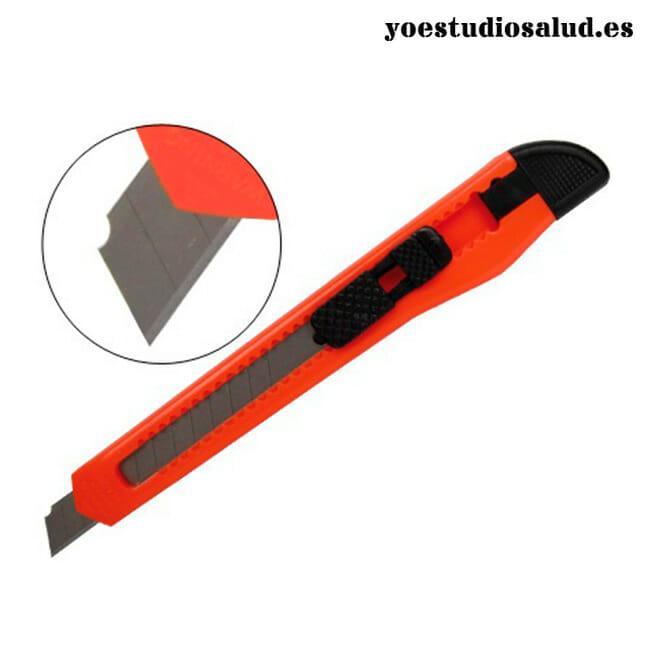 Cuchillete X-ACTO (cutter)