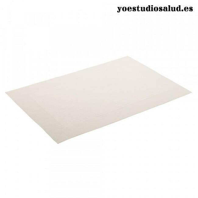 mantel de plástico 50x100 cm.
