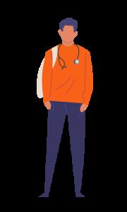 estudiante medicina