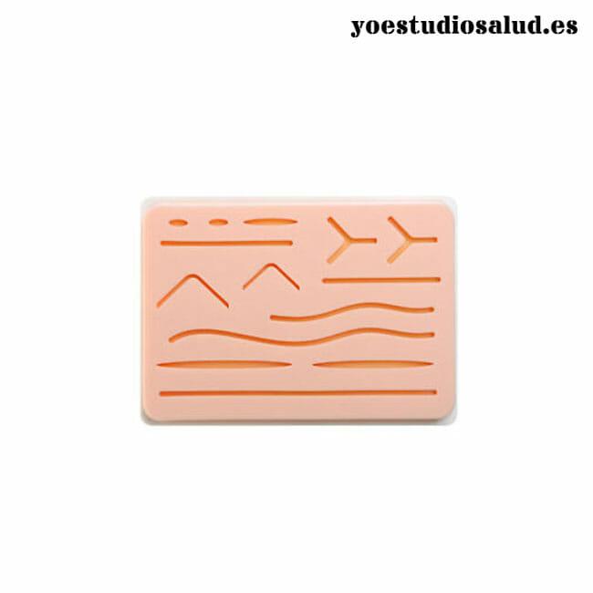 modelo de practicas de sutura