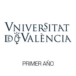 Logo Primer Año Universidad De Valencia
