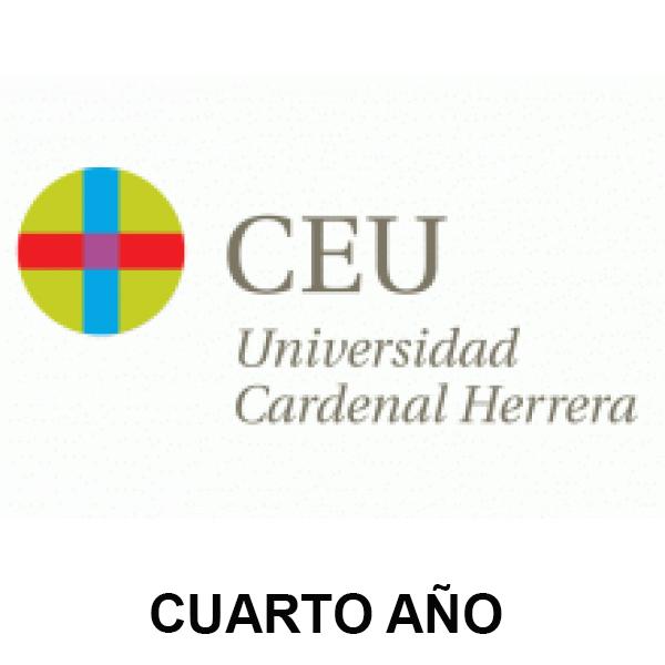 LISTA CEU-UCH CUARTO AÑO
