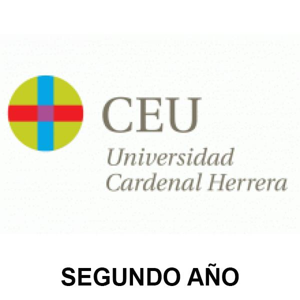 LISTA CEU-UCH SEGUNDO AÑO
